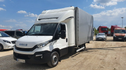 Iveco DAILY 35S18 Euro 6 2998ccm - 180HP 3,5t 16-