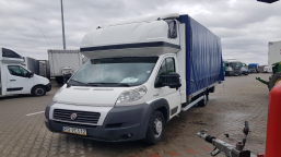 AUCTION OF THE DAY Fiat Ducato Maxi MJ Euro 5 2287ccm - 150HP 3,5t 11-14
