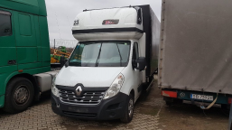 AUCTION OF THE DAY RENAULT/CARPOL MASTER dCi 165 Energy Euro 5 2299ccm - 163HP 3,5t