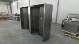 STALGAST WN80902 wall cooker hood