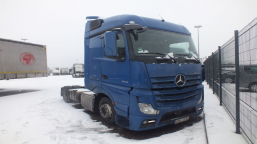 Mercedes-Benz Actros 1845 LSnRL 4x2 BigSpace 963.406 Euro 6