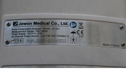 Analizator składu ciała JAWON MEDICAL IOI 353