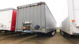 AUCTION OF THE DAY KRONE SDP27 PROFI LINER curtain semi-trailer