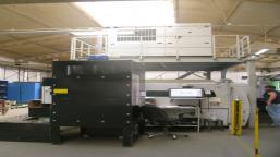TCI Cutting Smartline Fiber 3015 industrial laser cutter
