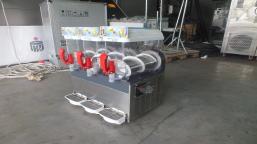 Granita for preparing frozen drinks AP POLSKA GRANITOR AP3