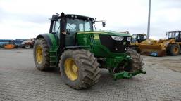 John Deere 6170M agricultural tractor