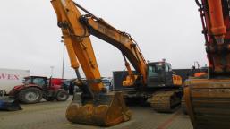 Hyundai Heavy Industries CO tracked excavator. LTD. R500LC - 7A