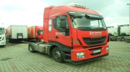 Iveco AS 460 Stralis
