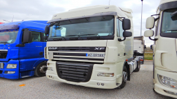 DAF FT FT XF105.460 4x2 SpaceCab Euro 5
