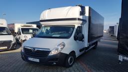 Opel Movano BiTurbo CDTI Euro 6 2299ccm - 170HP 3,5t