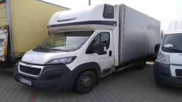 AUCTION OF THE DAY Peugeot BOXER 435 BlueHDi Euro 6 1997ccm - 163HP 3,5t 16-19