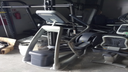 The EFX556i elliptical cross trainer