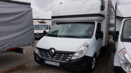 AUCTION OF THE DAY RENAULT/DPR MASTER dCi 170 Energy Euro 6 2299ccm - 170HP 3,5t