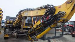 Liebherr A900ZW Litronic double track excavator