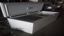 Catering equipment set (502L chest freezer and contact grill)