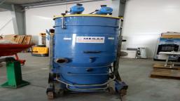 Vacuum cleaner DELFIN MANUFACTURERS OF INDUSTRIAL VACUUMS HEAVY DUTY ASDG300SEPN