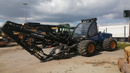 Harvester ROTTNE H8