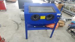 Sandblasting device serial number S220-2013TE001