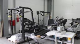 Wyposażenie siłowni TECHNOGYM