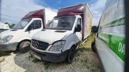 Mercedes-benz  Sprinter 313 CDI Euro 5 2143ccm - 129HP 3,5t 09-13
