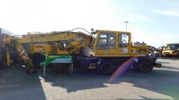 Liebherr A 900ZW Litronic two-way excavator