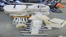 Fotele kosmetyczne (4 sztuki) YASUMI Sp. z o.o. Sp. k.