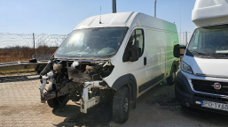 AUCTION OF THE DAY Citroen Jumper 35 HDi Euro 5 2198ccm - 150HP 3.5t 14-16