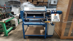 Stretch film rewinder REMGIS Sp z o.o.