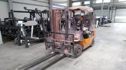 Wózek jezdniowy podnośnikowy Hangcha CPQD18N-RW21-Y