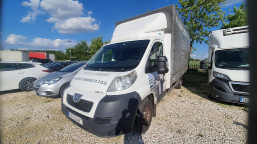 Peugeot BOXER 435 BlueHDi Euro 6 2999ccm - 180KM 3,5t