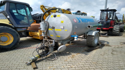 MEPROZET PN-50 slurry trailer