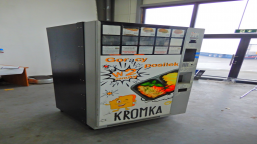JOFEMAR GOURMET vending machine (self-selling)