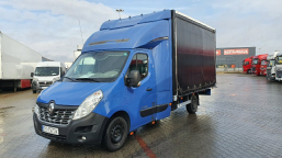 AUCTION OF THE DAY RENAULT/DPR MASTER dCi 165 Energy Euro 5 2299ccm - 163HP 3,5t