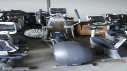 The EFX556i elliptical cross trainer