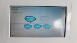 Skin care device Pollogen Geneo + Oxy Geneo ver. 2.2.10