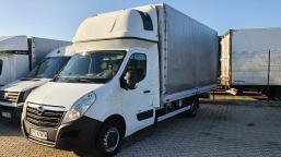 Opel Movano BiTurbo CDTI L3 Euro 5