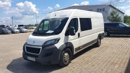 Peugeot BOXER 435 HDi Euro 5 2999ccm - 180HP 3.5t 14-16