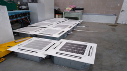 A set of air conditioners - 10 pcs. (CHIGO CCA-24HV, CHIGO CCA-36HV, CHIGO CCA-48HV, CHIGO CCA-60HV)