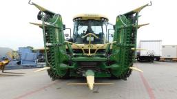 KRONE self-propelled forage harvester with maize header, Maschinenfabrik Krone Beteiligungs GmbH BiG X 700