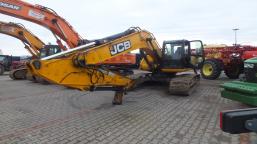 JCB JS220 LCT4 tracked excavator