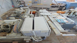 Stone cutting machine Promasz - Two-support saw PP2TK-14.0-600
