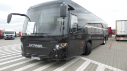 HIGER SCANIA