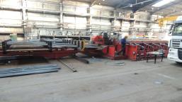 Steel bar cutting line OMES IMP TAGLIO SAG FLEXI 009