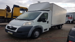 AUCTION OF THE DAY PEUGEOT Boxer 435 HDi L3 Euro 5
