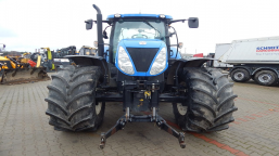 Ciagnik rolniczy Newholland T7.Z50M