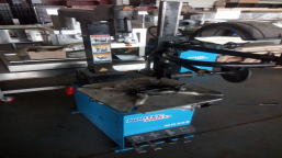 Wheel changer with support arm NORTEC MO405