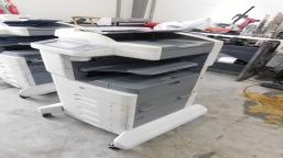 HP LaserJet M5035 MFP laser multifunction printer