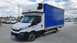 Iveco Daily 35C17 Euro 5 2998ccm - 170HP 3,5t 14-16