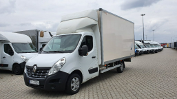 AUCTION OF THE DAY RENAULT/MOTOWEKTOR MASTER dCi 165 Energy Euro 5 2299ccm - 163HP 3,5t