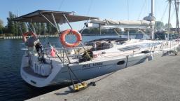 Jacht morski DELPHIA 47
